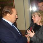 Berlusconi e Carla