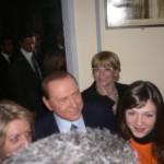 Ida Claudia e Berlusconi