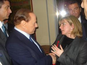 Carla e Berlusconi